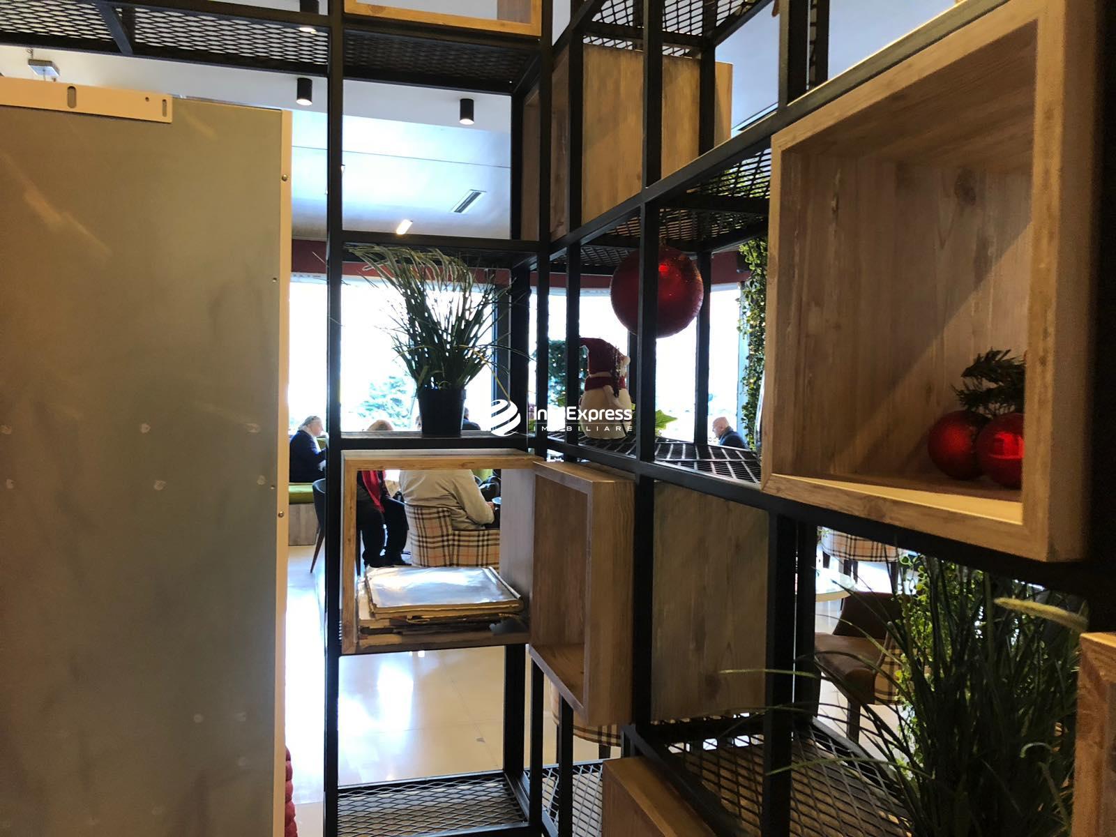 TRR-0419-1570 Jepet me qera bar-cafe ndodhet ne bulevardin Barjam Curri!