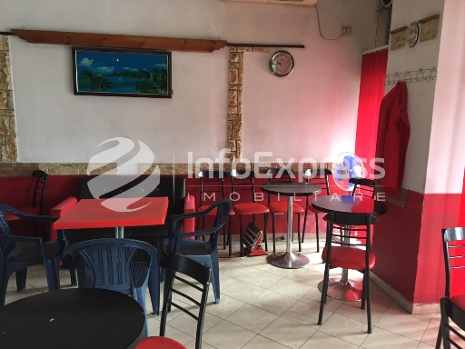 TRS-615-104  Bar-kafe ne shitje mbas Europianit