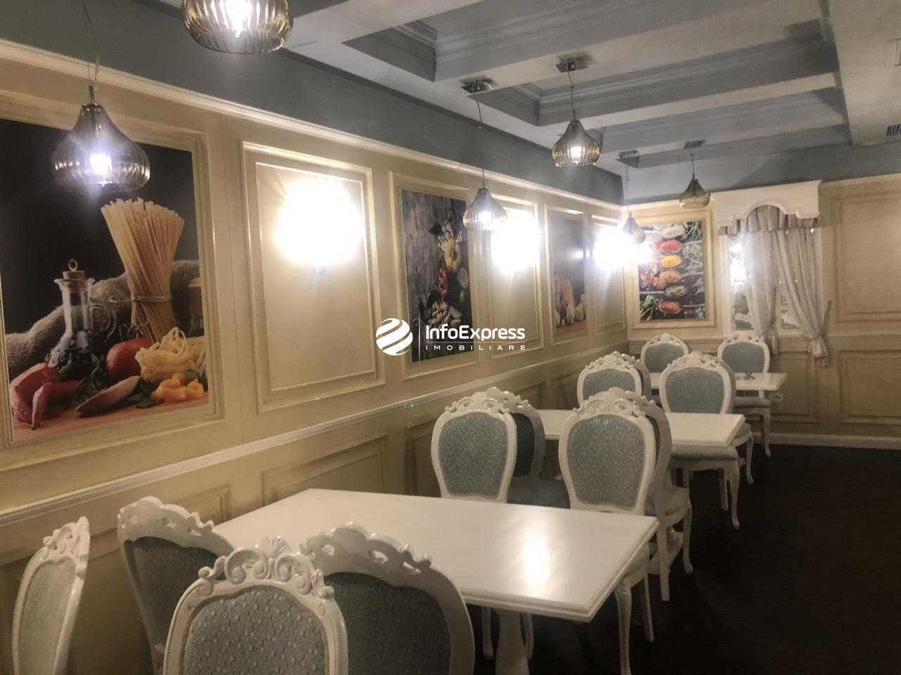 TRR-0419-1421 Jepet me qera Bar- Restorant ndodhet ne nje pozicion shume te mire, ne Tiranen e Re.