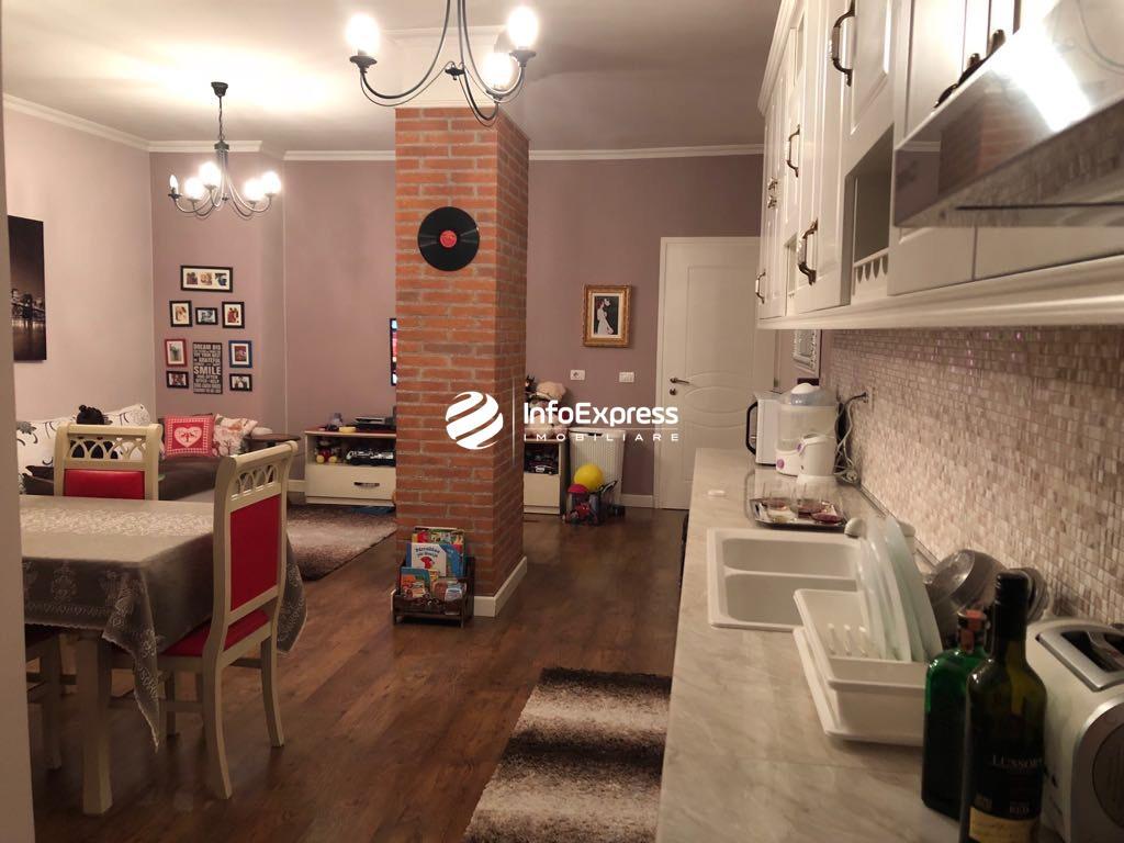 TRS-0218-864 Shitet apartament 2+1 ne Yzberisht