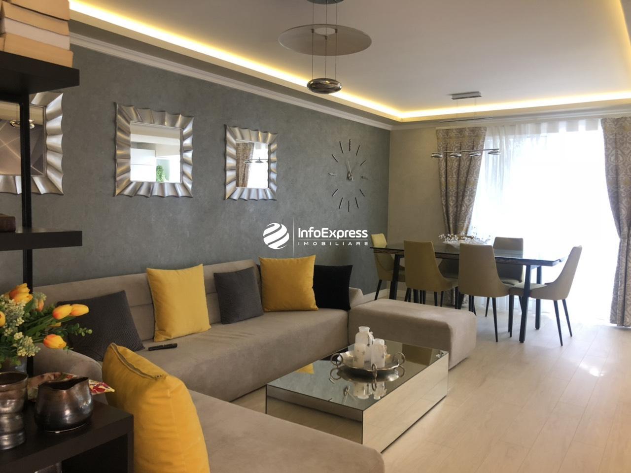 TRR-0618-1208 Jepet me qera apartament 2+1  Te Rruga Myslym Shyri