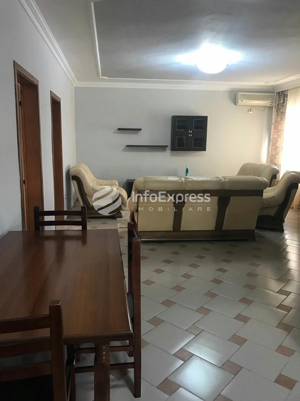TRR-217-620 Apartament 2+1, 110 m2, me qera prane Petro Nini-t
