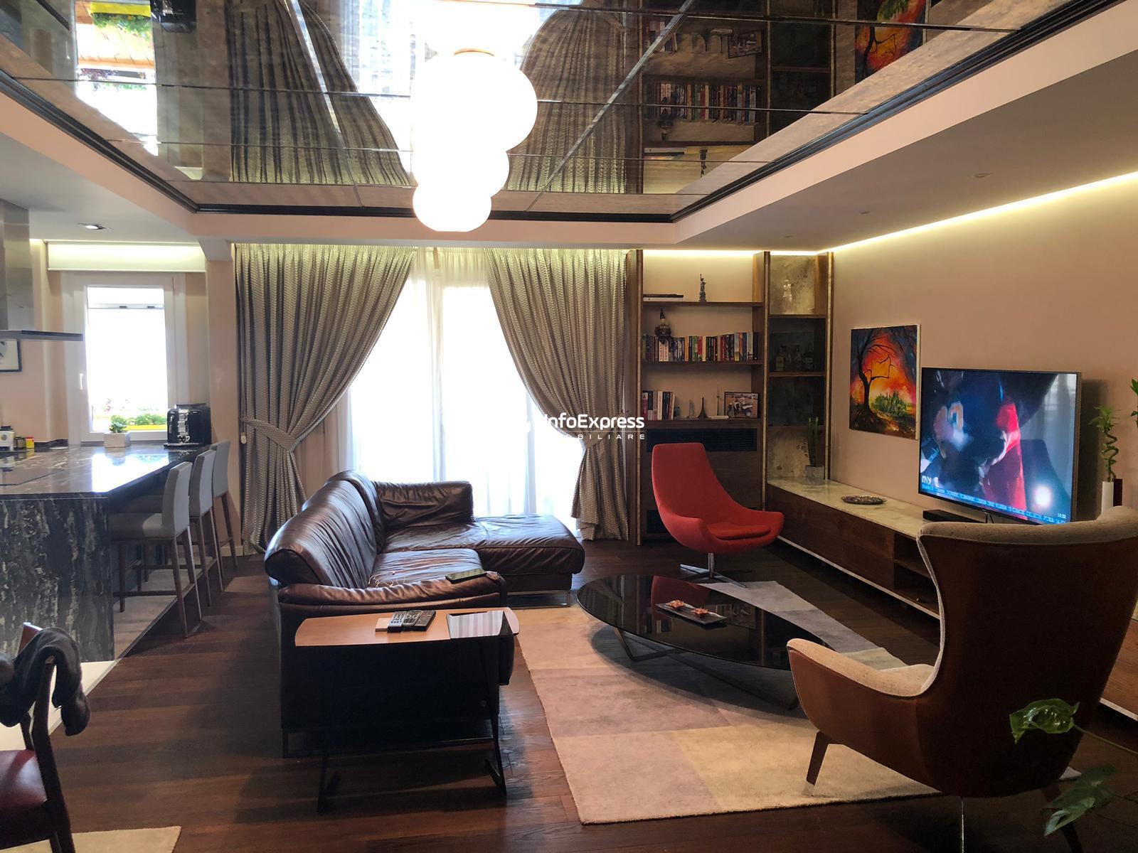 TRR-0618-1221Jepen me qera 2 apartamente te bashkuar ne nje te vetem te Kopshti Botanik