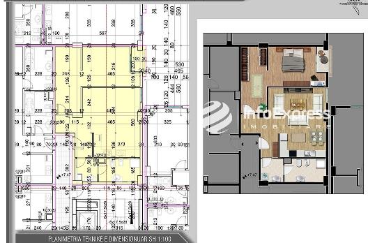 TRS-1215-357 Apartamente ne shitje prane Qendres Globe
