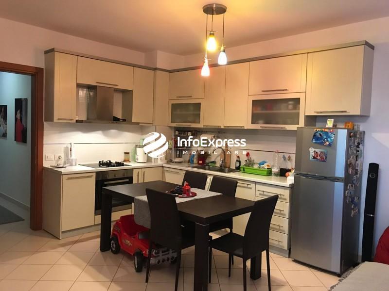 TRS-0419-1409 Shitet apartament 2+1 ,ndodhet prane kompleksit te Delirogit , te Globe