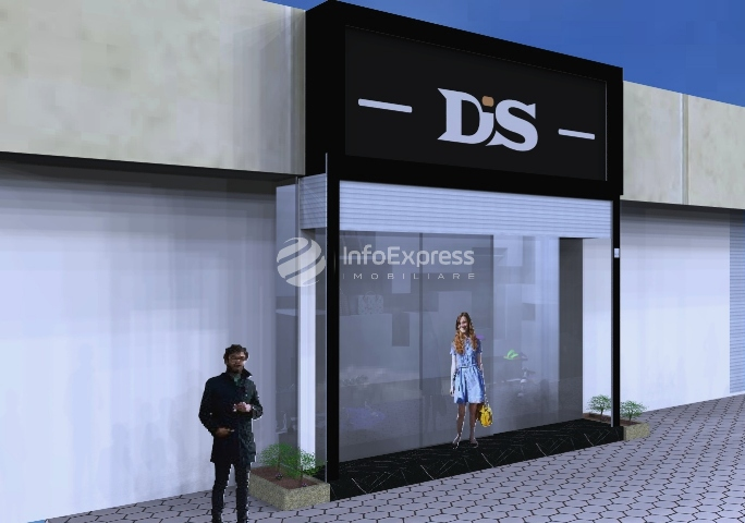"TRS-515-4 Shitet dyqan ne rrugen ""Muhamet Gjollesha"""