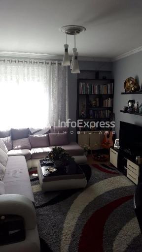 TRR-416-444 Apartament 2+1 me qera prane Gjimnazit Sami Frasheri