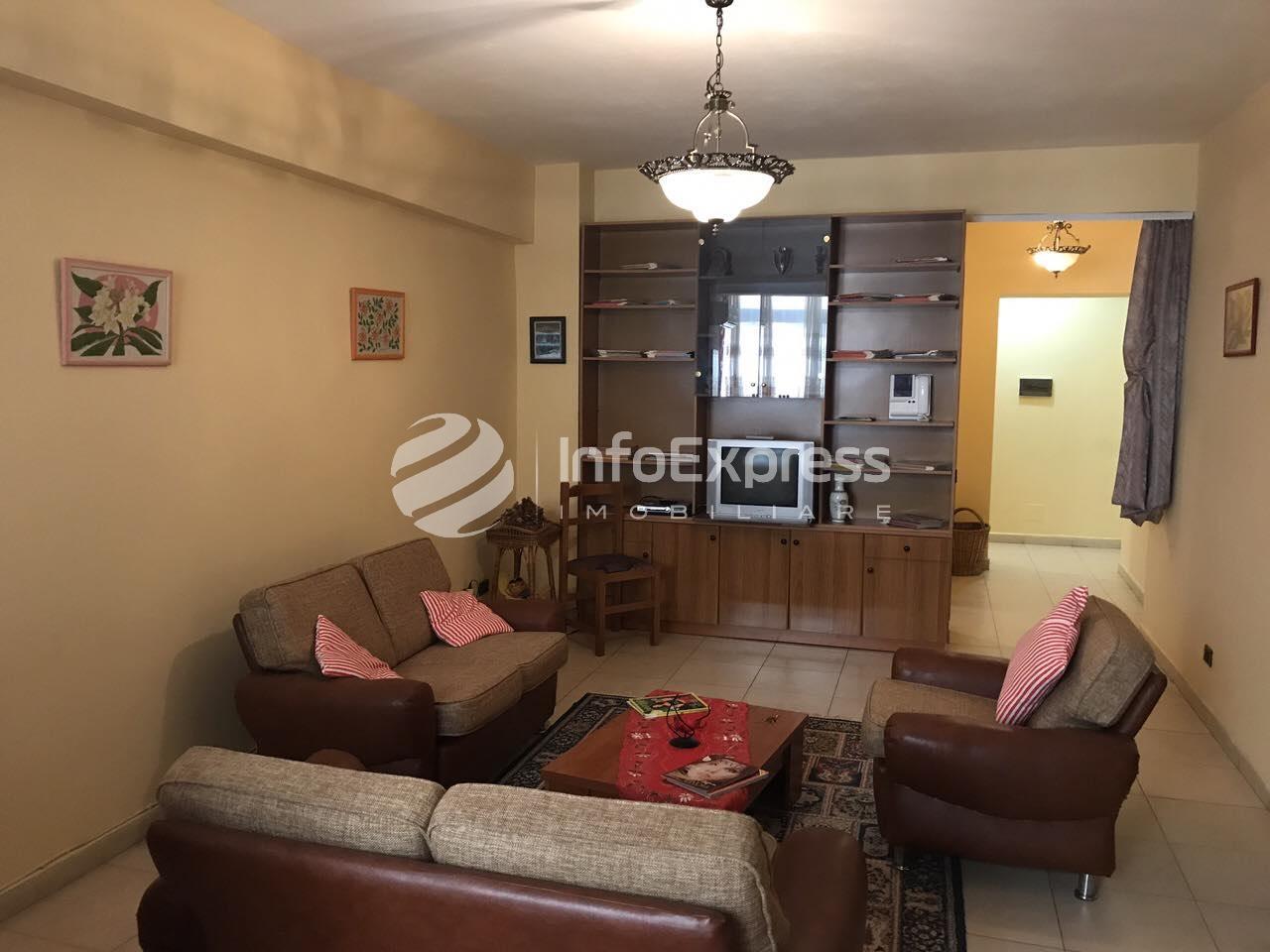 """TRR-517-662 Apartament 2+1 me qera ne rrugen """"Faik Konica"""""""