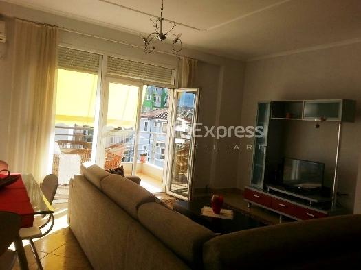 TRR-116-386 Apartament 2+1 me qera ne Rrugen e Elbasanit