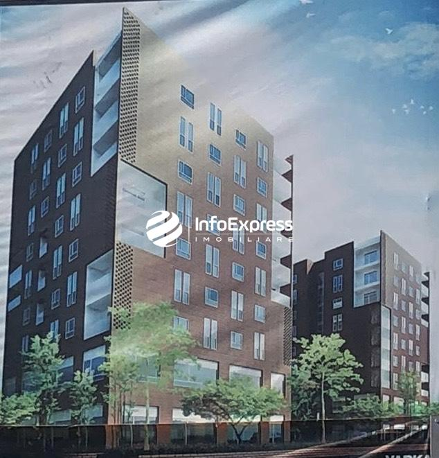 TRS-0618-1189 Shiten Apartamente ne ndertim ne nje zone te qete prane spitaleve