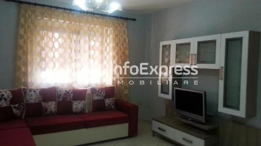 TRR-1016-543 Apartament 2+1 me qera tek Shkolla Vasil Shanto