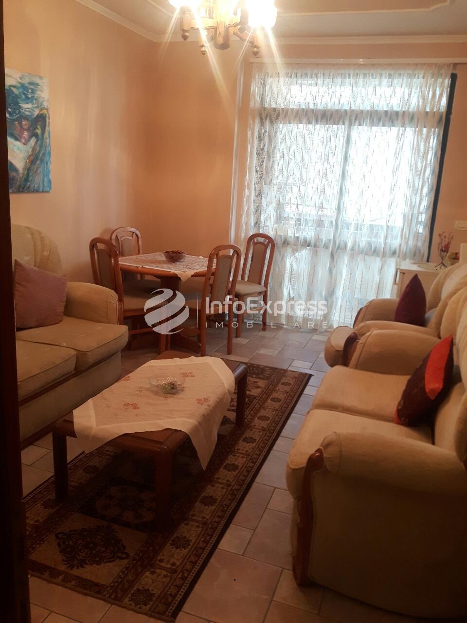 """TRR-217-629 Apartment 1+1 for rent, at """"Gjergj Fishta"""" Boulevard."""