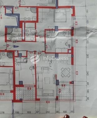 "TRS-617-693 Shitet apartament 3+1 ne rrugen ""Muhamet Gjollesha"""
