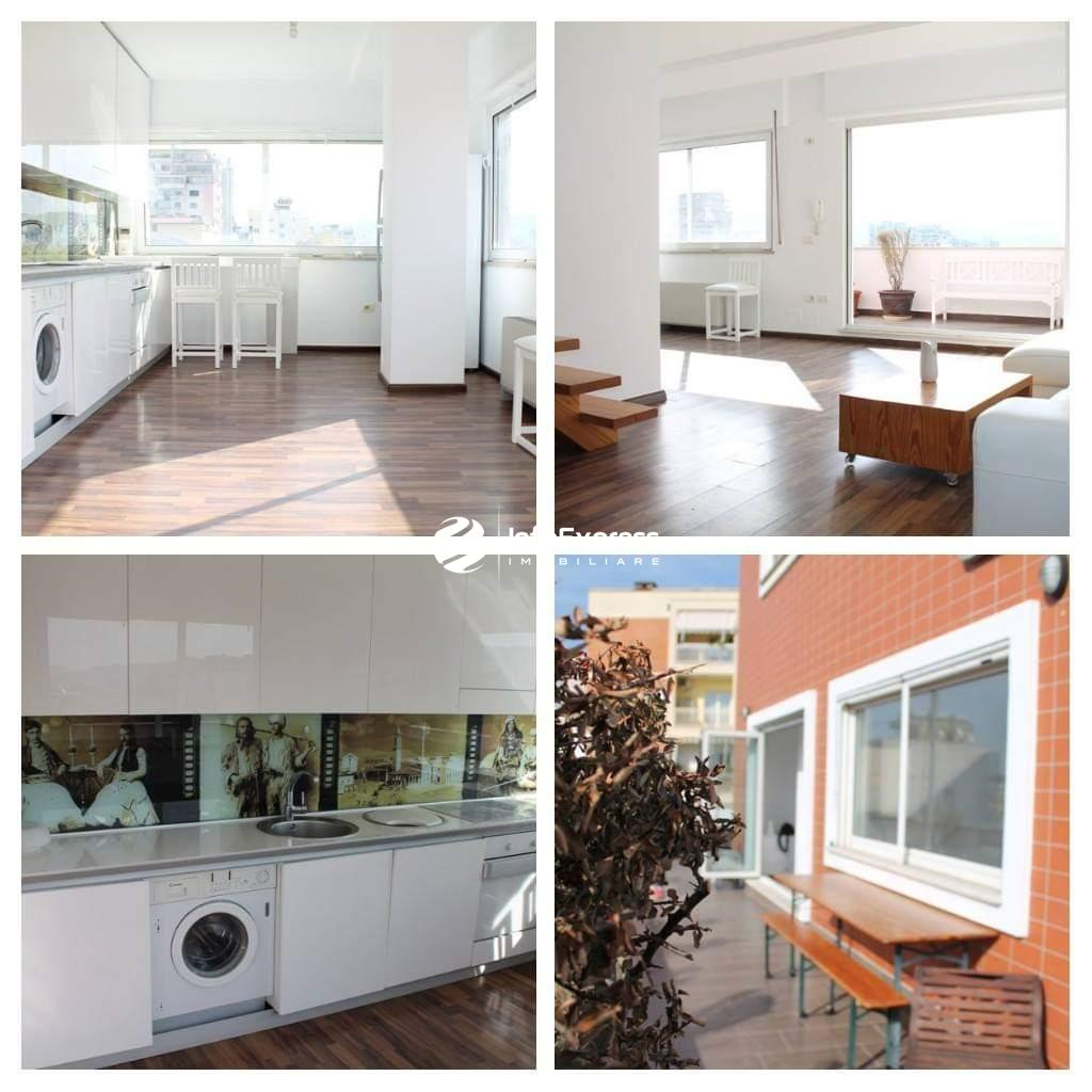 TRR-216-405 Apartament 1+1 me qera ne Myslym Shyri