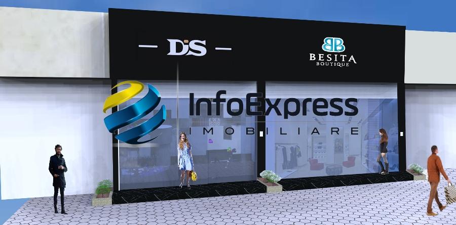 TRS-815-194 Dyqan ne shitje ne rrugen Muhamet Gjollesha
